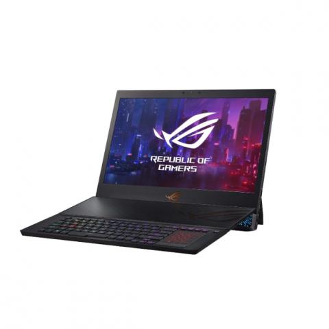 玩家国度 玩家国度 ROG 超神X 17.3 UHD i9-9980HK RTX2080 64G 3*512G SSD 游戏笔记本电脑