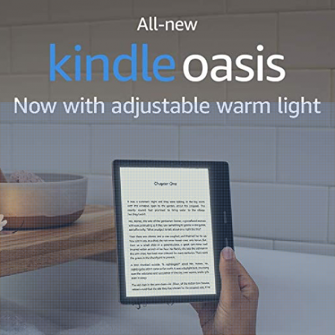 Kindle Oasis 32GB WIFI 电子阅读器 电子书 电纸书