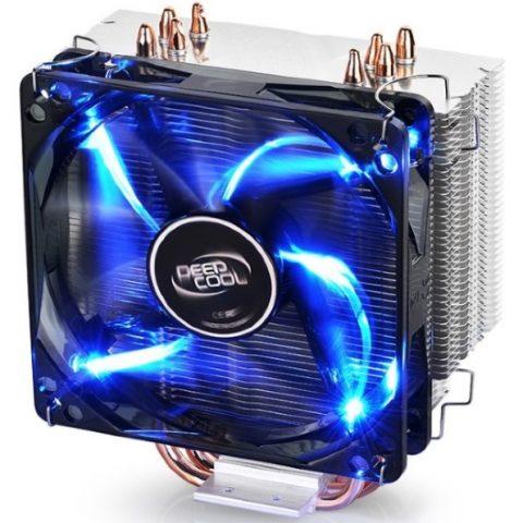 九州风神 九州风神 Gammaxx 400 CPU Cooler 风冷散热器