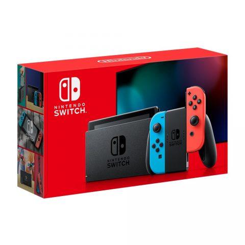 *预定* 任天堂 Switch家用游戏机 掌机NS体感游戏机