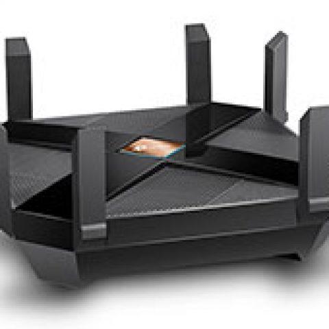 TP-Link Archer WiFi 6 AX6000 无线 WiFi 6 AX 路由器