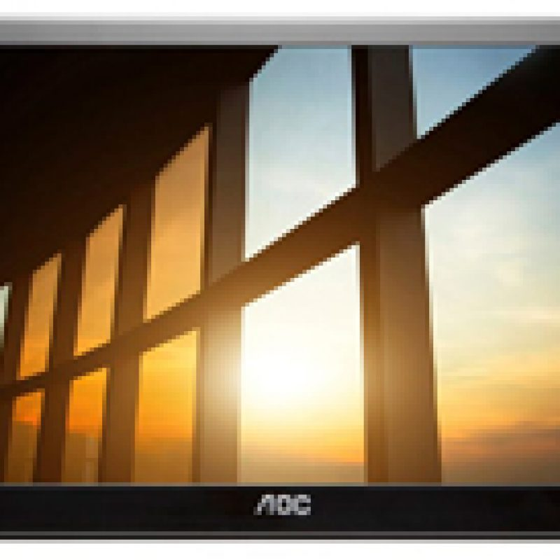 AOC I1659FWUX FHD IPS USB 15.6in Portable 显示器