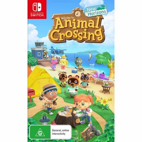 *预售* Switch NS游戏 动物之森动物森友会 Animal Crossing 英文版 动物森林