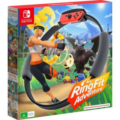 *预售* Switch NS游戏 健身环大冒险NS Ring Fit Adventure 英文版