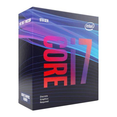 Intel 核心 i7-9700F 3.0Ghz with Fan 处理器 CPU