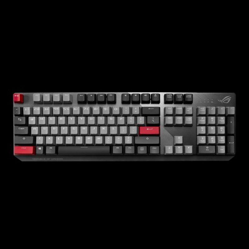 华硕 Asus STRIX SCOPE PBT Wired 机械键盘 RGB Gaming 键盘 Cherry MX Switches