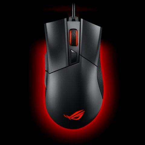 华硕 玩家国度 ROG Gladius II Gaming Mouse 鼠标