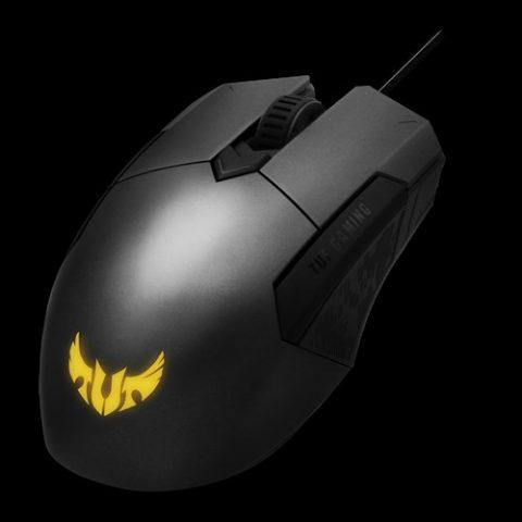 华硕 Asus TUF 电竞特工 GAMING M5 Wired RGB Gaming Mouse 鼠标