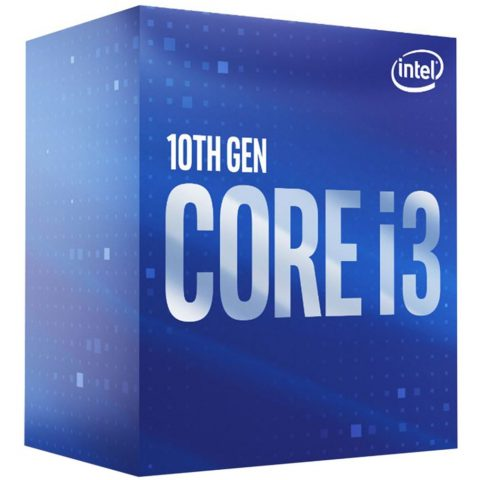 Intel Core i3-10300 CPU 处理器