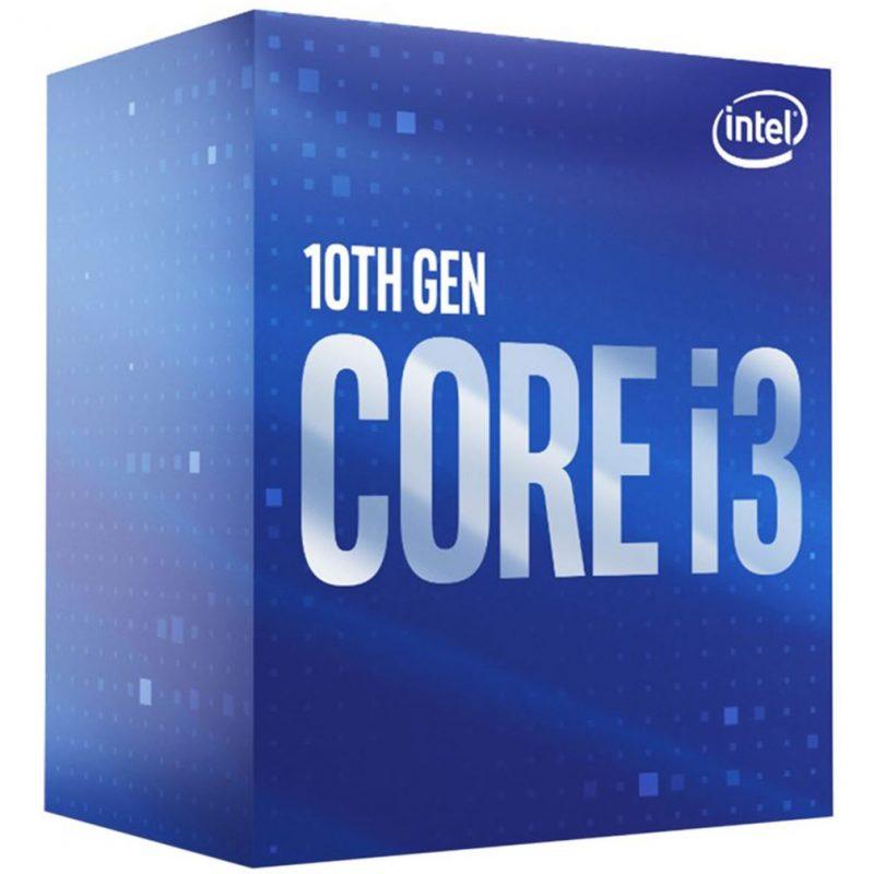 Intel Core i3-10300 CPU 处理器