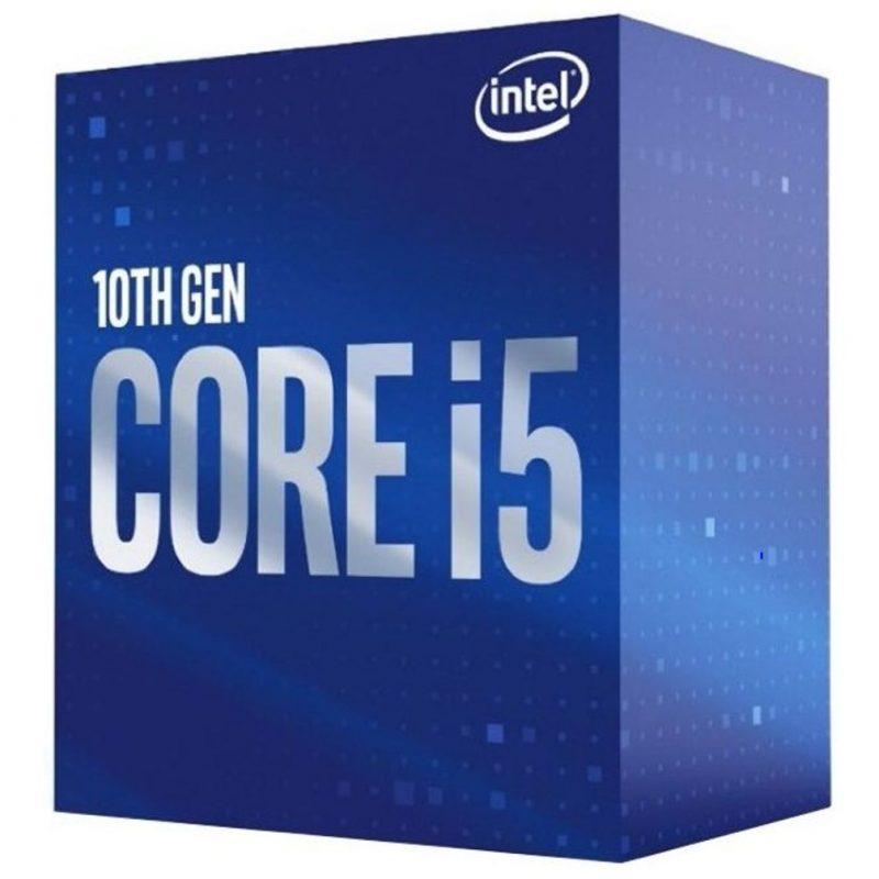 Intel Core i5-10400 CPU 处理器