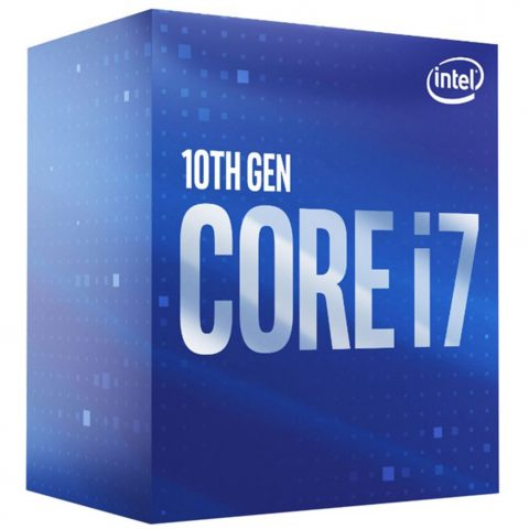 Intel Core i7-10700 CPU 处理器