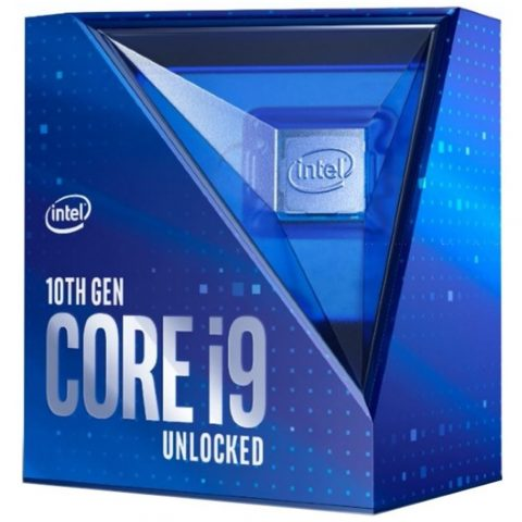 Intel Core i9-10900K CPU 处理器
