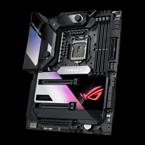 华硕 Asus 玩家国度 ROG Maximus XII Z490 Formula ATX Motherboard 主板 Z490 LGA1200 英特尔主板 Intel主板