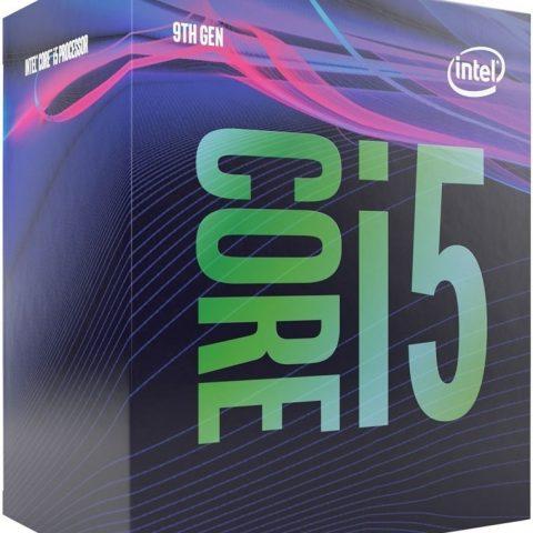 英特尔 Intel Core i5 9600 6核 3.1GHz