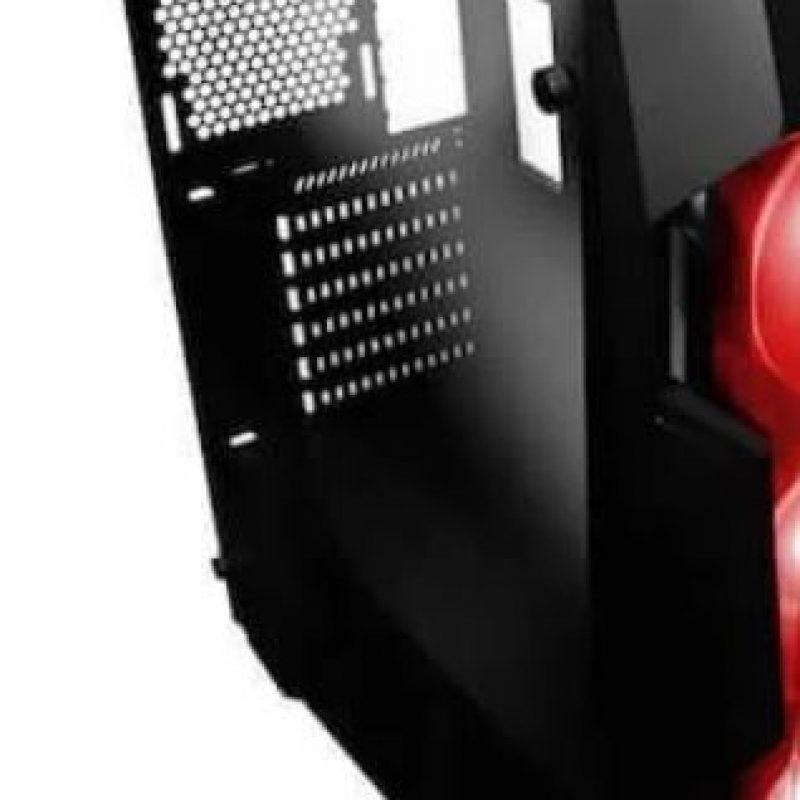 安钛克 Antec DF500 RGB  Tempered Glass Side Panel Only