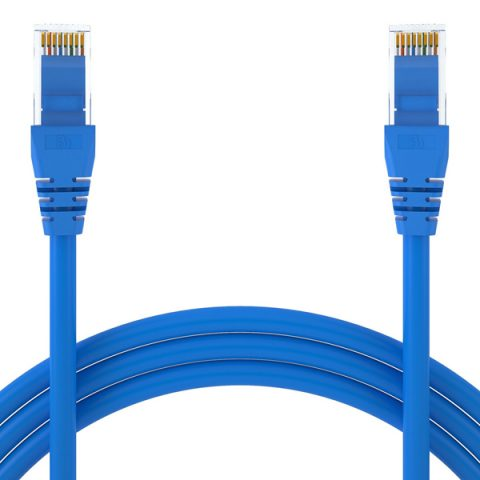 SPEED 0.25M RJ45 CAT6 PATCH CABLE