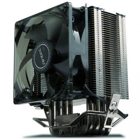 安钛克/Antec 战虎 A40 CPU 散热 支持锐龙AM4 LED风扇