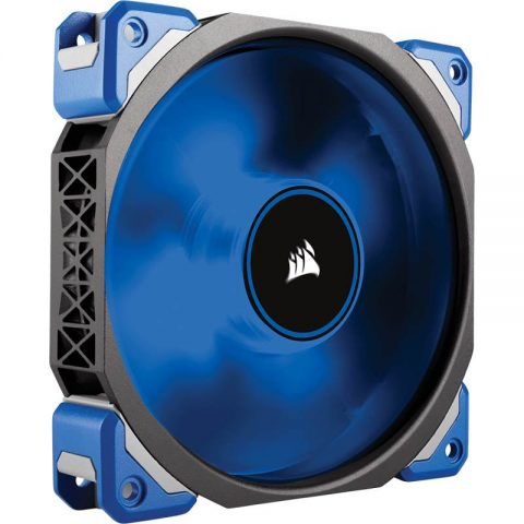 海盗船 ML120 Pro LED, Blue, 120mm Premium 磁悬浮技术 Levitation Fan