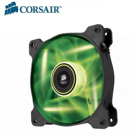 海盗船 SP 140mm Fan Green LED High Static Pressure 3 PIN (LS)