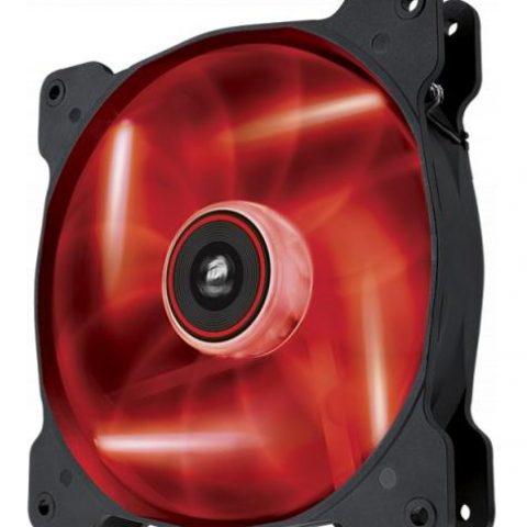 海盗船 SP 140mm Fan, Red LED High Static Pressure 3 PIN (LS)