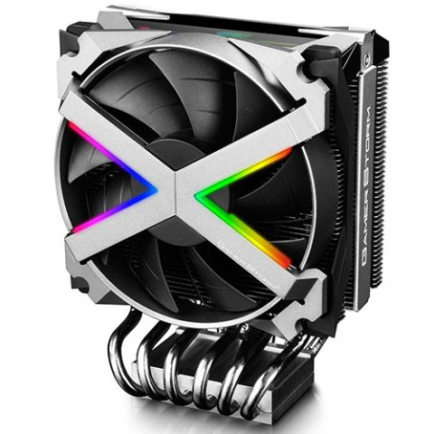 九州风神 Gamerstorm Fryzen CPU Cooler For AMD Ryzen Threadripper Series AMD 250W TR4 AM4 AM3+ AM3 AM2+ AM2 FM2+ FM2 FM1