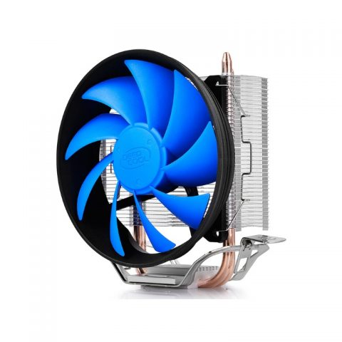 九州风神 Gammaxx 200T, 12cm PWM Fan, Multi-platform, 100w Solution Intel LGA115X/1200/775 AMD AM4 AM3+ AM3 AM2+ AM2 FM2+ FM2 FM1