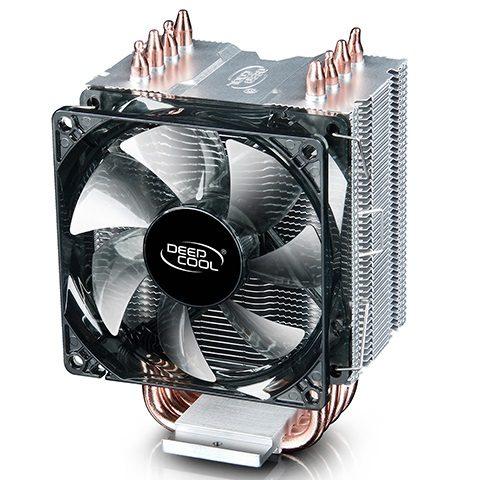 九州风神 Gammaxx 玄冰 C40 CPU散热器