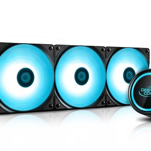 九州风神 GAMMAXX 玄冰 L360 V2 RGB LED 玄冰360水冷 一体式水冷散热器