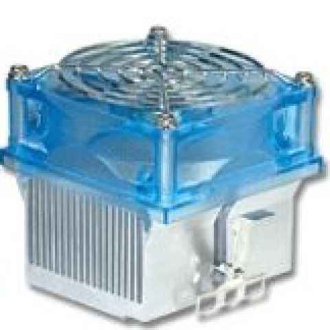 Quasimodo Athlon 3000 CPU Fan Copper Core Cooler (LS) 80mm