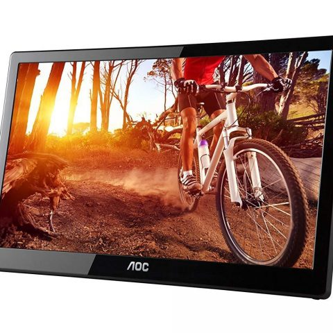 "AOC 15.6"" HD Portable USB 显示器"