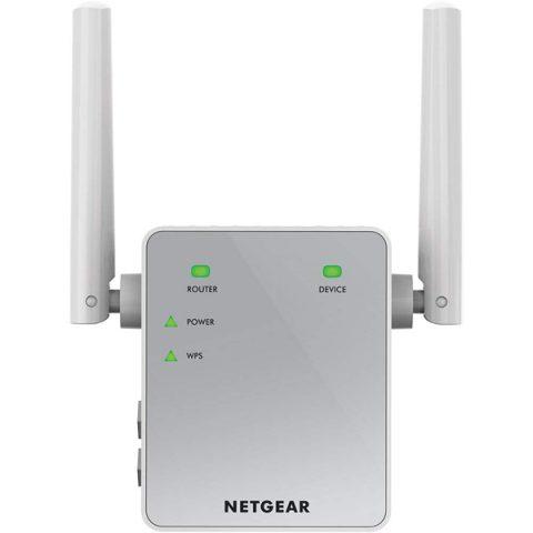 网件 EX3700 750Mbps Wireless AC Range Extender