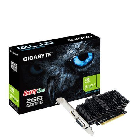 技嘉 Gigabyte GT710 2GB DDR5