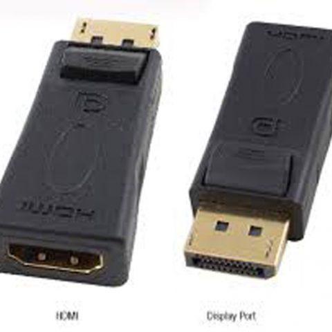 DP MALE-HDMI FEMALE