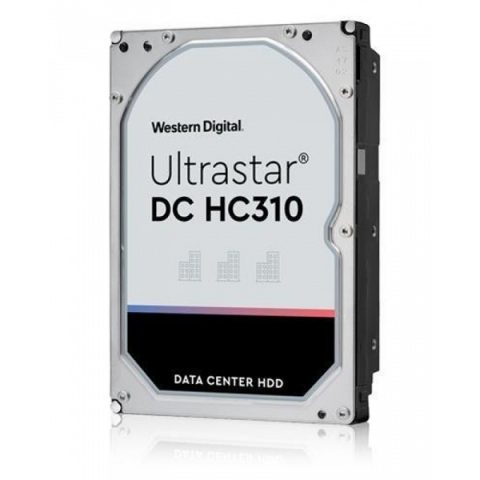 西部数据 WD 10TB ULTRASTAR RAID SATA3