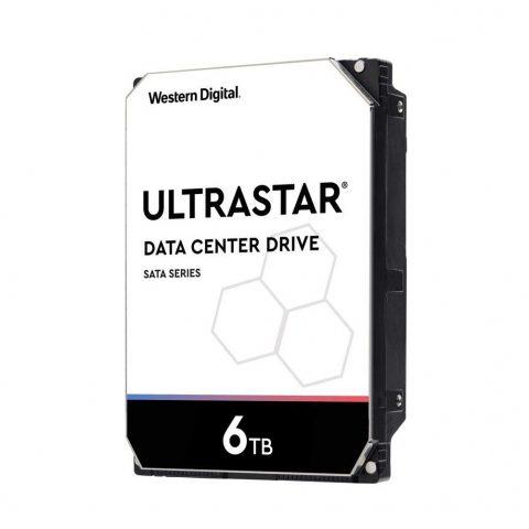 西部数据 WD 6TB ULTRASTAR RAID SATA3