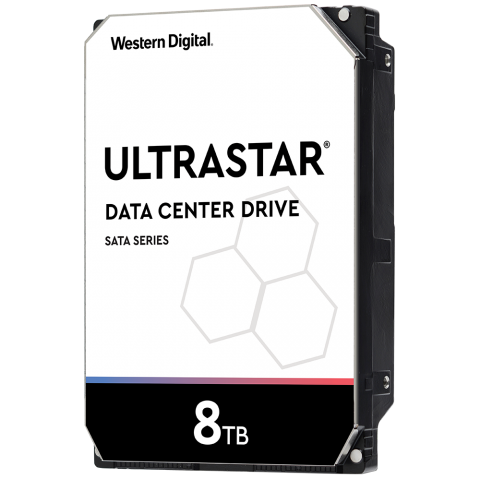 西部数据 WD 8TB Ultrastar RAID SATA3