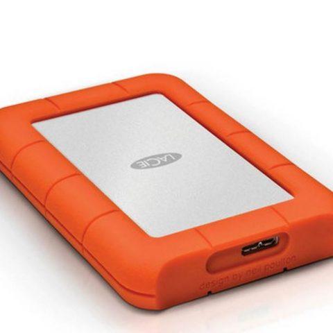 希捷 Seagate LaCie 2TB Rugged Mini 移动硬盘
