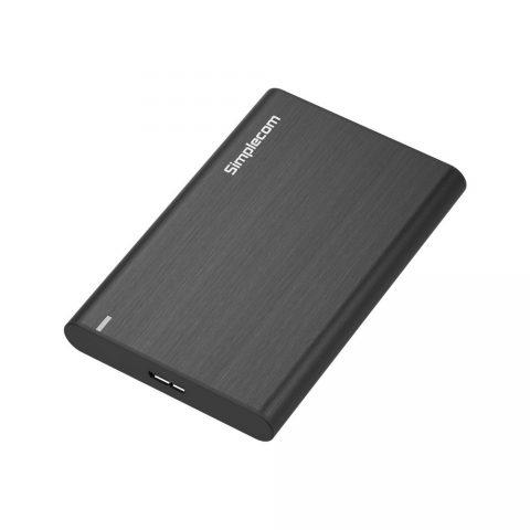 Simplecom SE211 Aluminium Slim 移动硬盘盒
