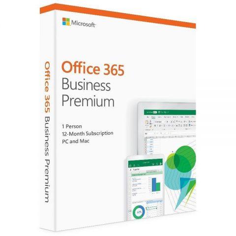 微软 Office 365 Business Premium 1 Year Subscription