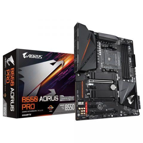 技嘉 Gigabyte B550 AORUS PRO ATX Motherboard 主板