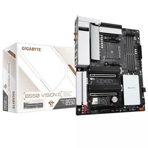 技嘉 Gigabyte B550 VISION D ARX Motherboard 主板
