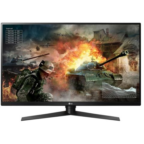 "LG 32' Class QHD Gaming 显示器 with G-SYNCâ""?(31.5' Diagonal)"