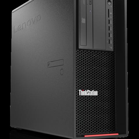 联想 ThinkStation P720 Tower Xeon Silver 4216 512GB SSD + HDD 64GB RAM