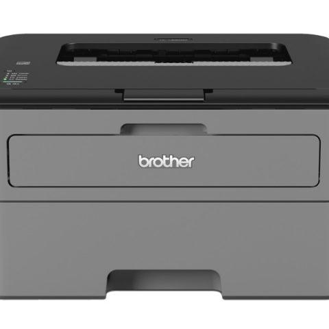 Brother HL-L2300D 单色激光打印机 双面打印 有线打印机
