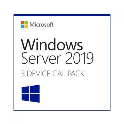 微软 Windows SERVER 2019 USER 5 CAL