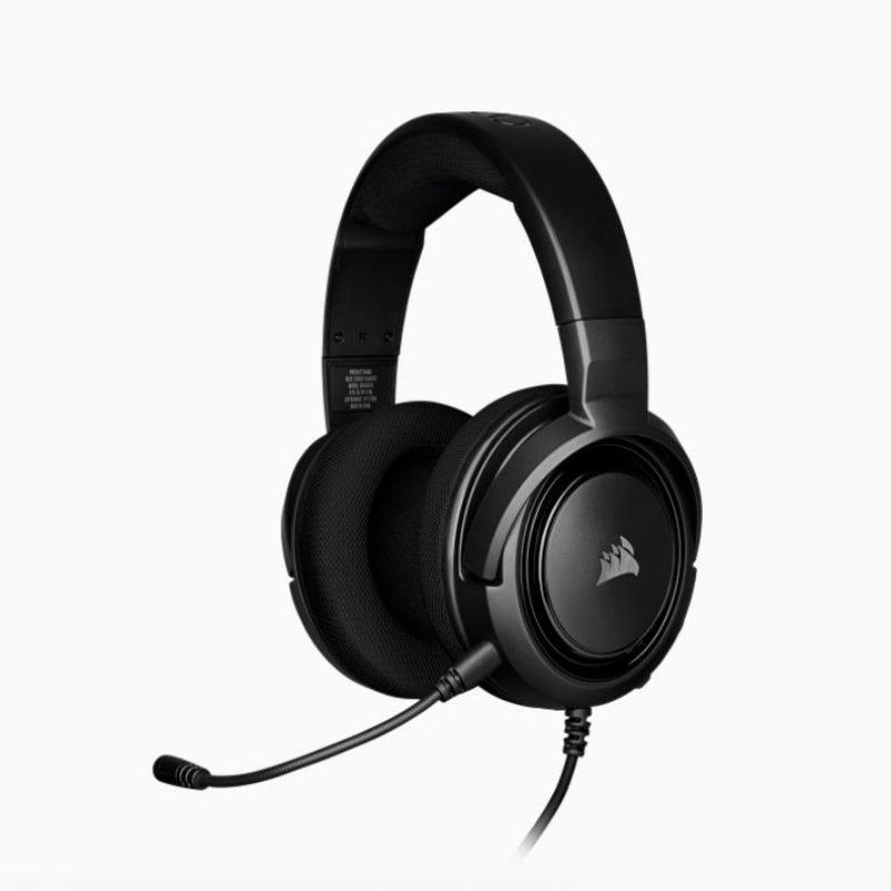 海盗船 HS35 STEREO Gaming Headset Discord认证 清晰音质耳机