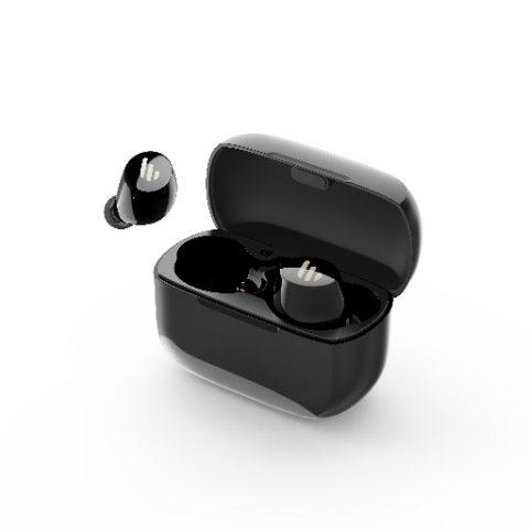 Edifier 漫步者 TWS1 Bluetooth Wireless Earbuds 黑色 蓝牙无线耳机