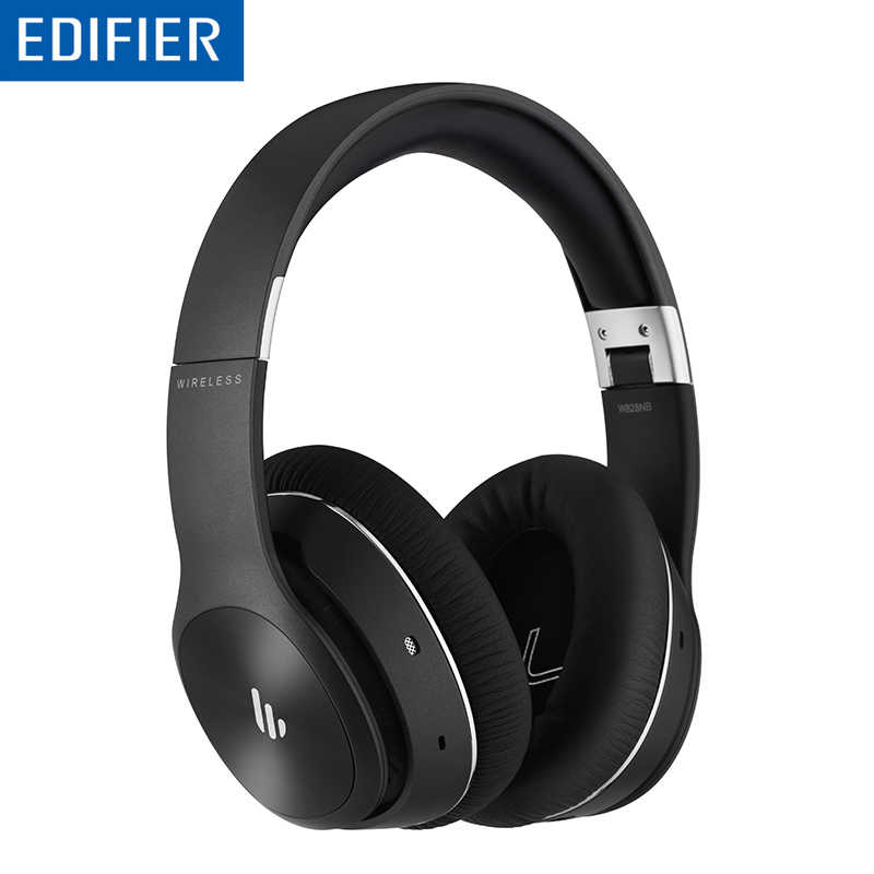 Edifier 漫步者 W828NB Bluetooth 5.0 Active Noise Cancelling 主动降噪耳机 蓝牙5.0 无线耳机