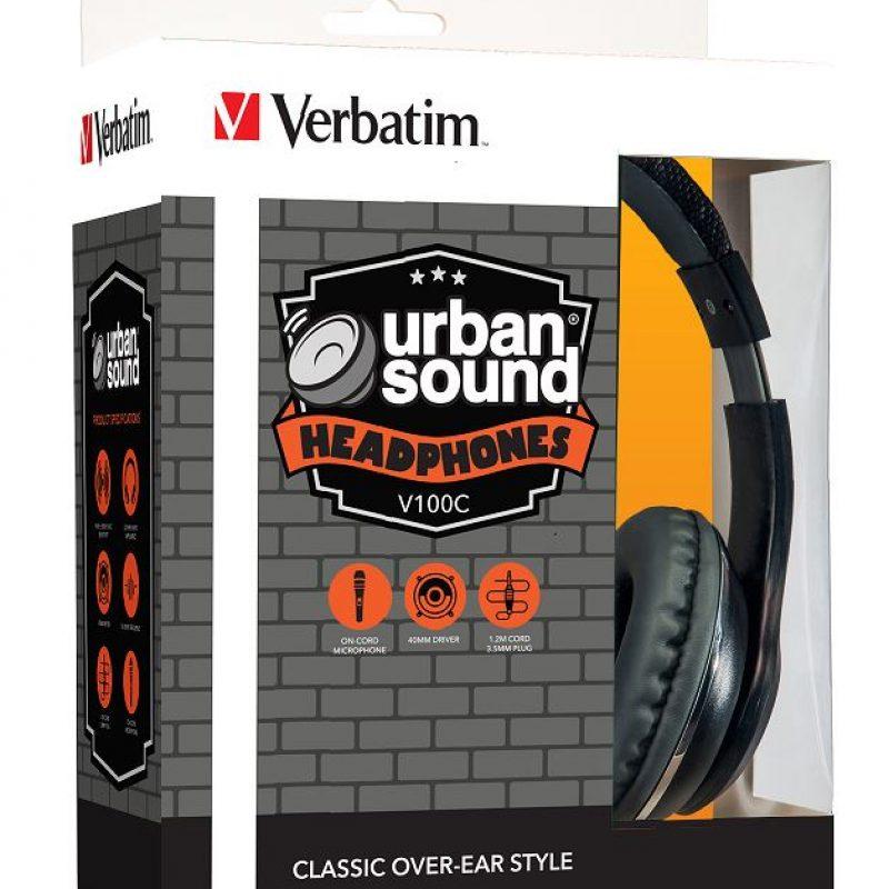 Verbatim Stereo Headphone Classic 耳机